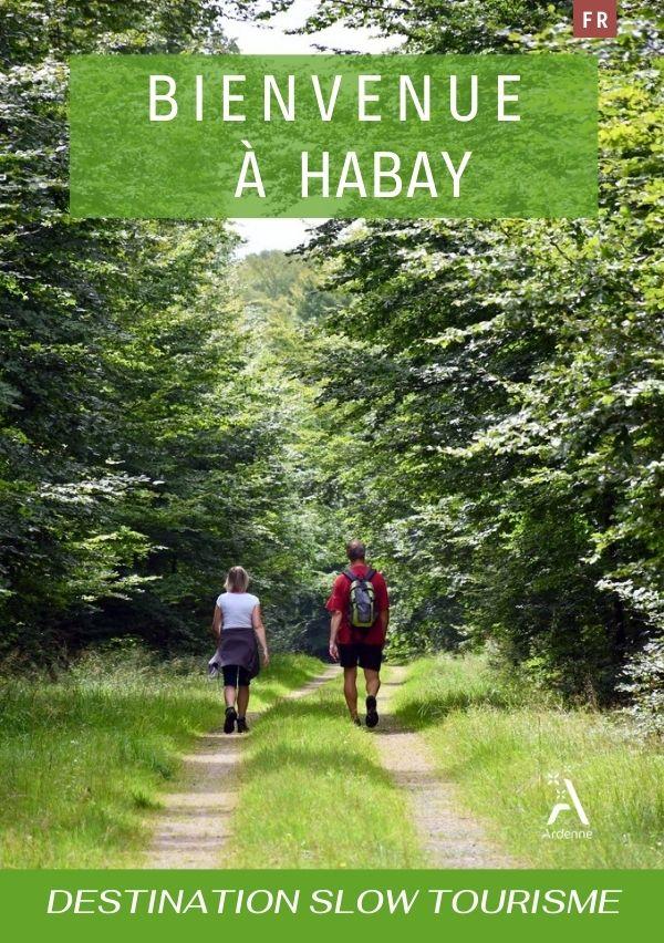 Brochure Tourisme à Habay 2021 en Français