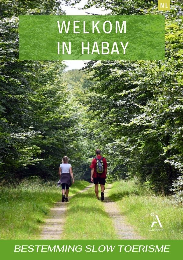 Brochure Tourisme à Habay 2021 en Néerlandais