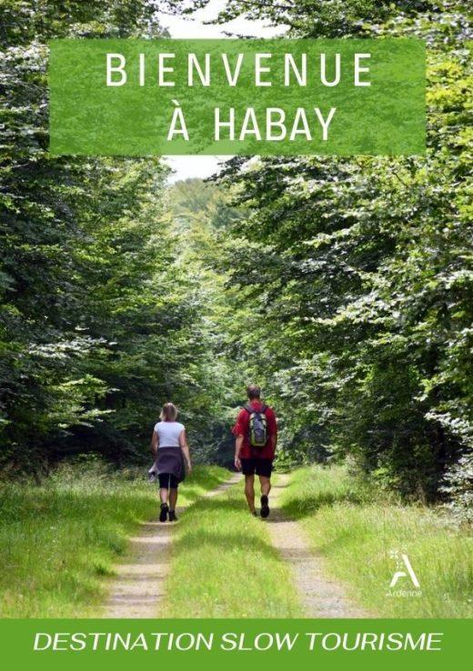 Brochure Tourisme à Habay 2021